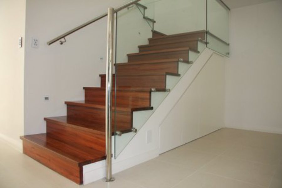 Stairs, Treads and Landings